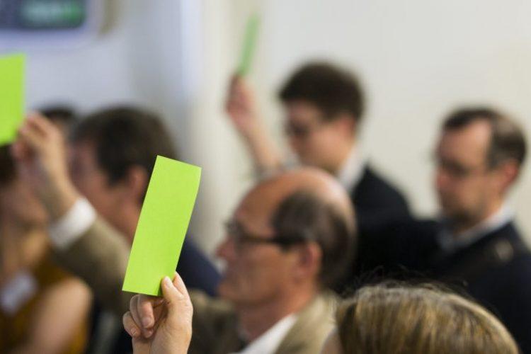Algemene Leden Vergadering 2016