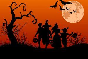 Zaterdag 28 oktober Halloween Be There!!!!!
