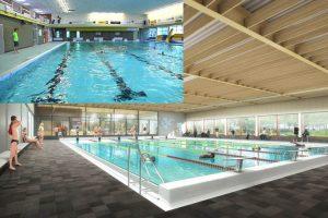 Back to the future: vaarwel oude & welkom nieuwe zwembad